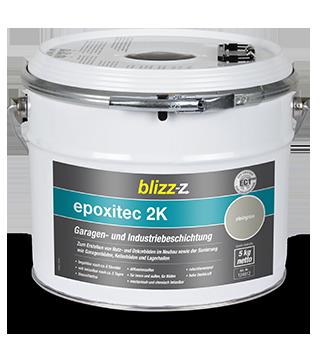 Garagen- und Industriebeschichtung - epoxitec 2K